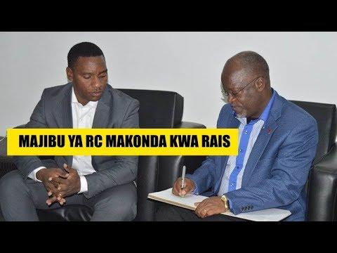 Utapenda Majibu ya RC Makonda kwa Rais Magufuli