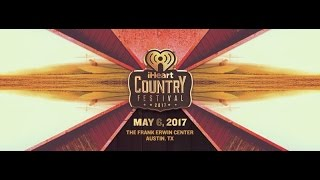 Bobby Bones Reveals The 2017 IHeart Country Festival