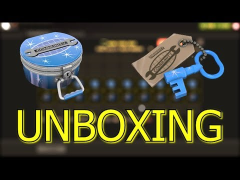 Steam Community Video Tf2 Unboxing 10 Blue Moon Cosmetic