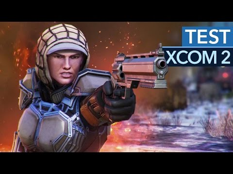 XCOM 2 - Test-Video zum Taktik-Highlight