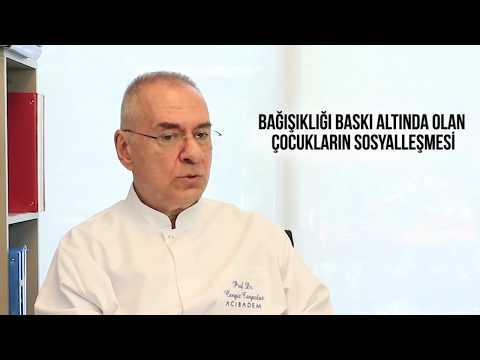 3. Prof. Dr. Cengiz Canpolat - Bağışıklığı Baskı Altında Olan Çocukların Sosyalleşmesi