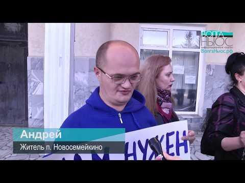 Проект строительства полигона ТБО около Новосемейкино обещали доработать