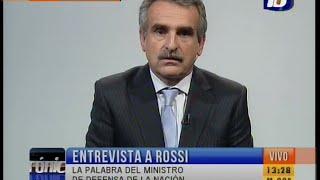 Agustín Rossi Criticó La Actitud Mezquina De La Oposición