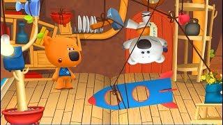 Мишки - Ми-ми-мишки Звездное небо. Развивающий Мультик-Игра с Кешей и Тучкой