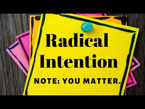 """""""Radical Purpose: How Your Life Matters"""" – August 11, 2019"""