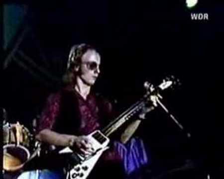 Wishbone Ash Persephone online metal music video by WISHBONE ASH
