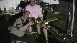 Woodstock der Blasmusik 2012 lonely boy.wmv