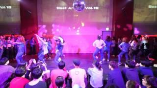Revolve 18th Girls Beat Around vol.18 慶應大 ダンスサークル Revolveイベント