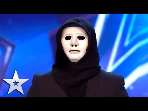 All of Masked Magician X's BGT Performances | Britain's Got Talent (видео)