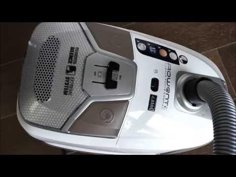 Review: Rowenta Silence Force® Compact RO6327EA Staubsauger - Ein sau(g)starker Helfer?!?