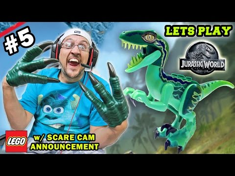 Lets Play LEGO Jurassic World Part 5: TOO MUCH  letöltés