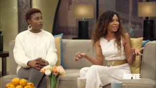 """Wendy Raquel Robinson on """"burning"""" insults 