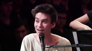 "Jacob Collier ""Hajanga"" MIT performance"