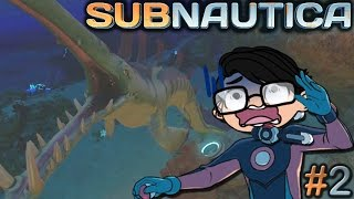 Let's Play - Subnautica Part 2 Gameplay | Blind Survival Playthrough