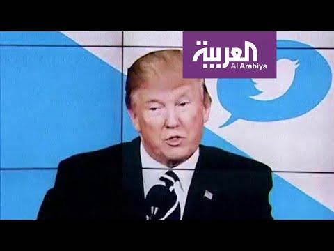 العرب اليوم - شاهد: الرئيس الأميركي يسجل رقما قياسيا جديدًا على
