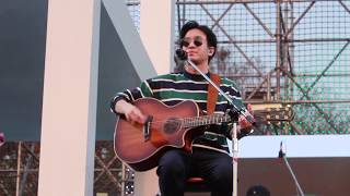 MEAN - ถ้าหากว่าเธอฟังอยู่ (LIVE) @ นั่งเล่น Music Festival 5 | Cr.TATAEW
