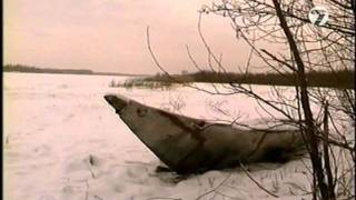 Рыбалка на средней волге зима