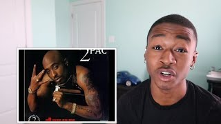 2PAC - AMBITIONZ AZ A RIDAH (LYRICS) | REACTION