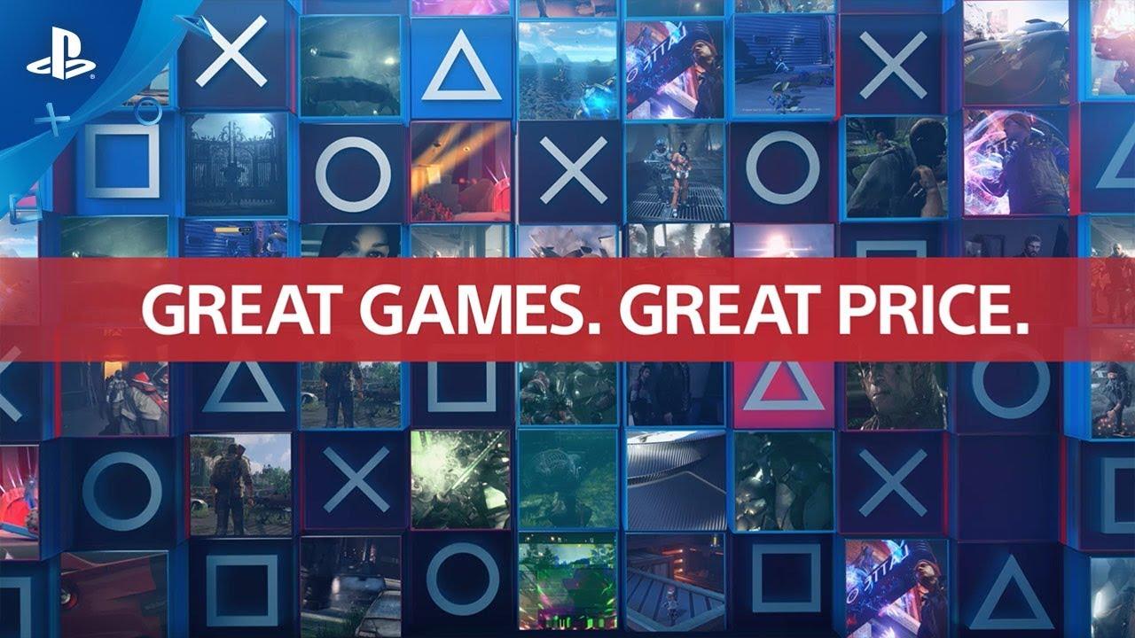 PlayStation Hits Game - PlayStation