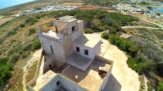 Imgiebah Bay+It-Torri Abjad L' Ahrax+Ramla Bay Resort+Paradise Bay+Fomm Ir-Rih{The Maltese Islands}