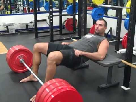 How to Do the American Hip Thrust
