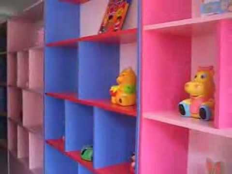 Estantes de MELAMINA -  www.mueblespives.com
