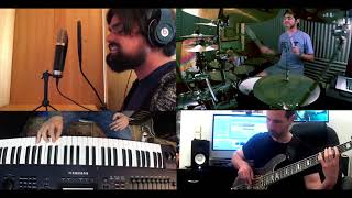"Dream Theater ""Metropolis Pt.1 - The Miracle & The Sleeper"" Cover by Majesty"