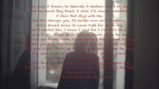 Aquilo ~ I gave it all (Lyrics)