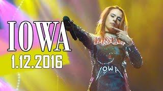 Концерт группы IOWA 1.12.2016