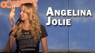 Angelina Jolie (Stand Up Comedy)