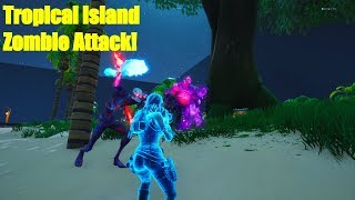 Tropical Island Zombie Attack! video thumbnail