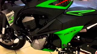 Z800 Full Rizoma With Spark Exhaust Full System!!!
