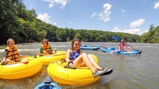 Chattahoochee River Tube, Raft, Kayak and SUP Rentals