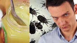 Krótki film o miodzie i robakach