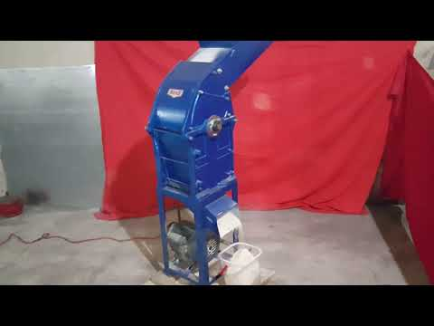 Hammer Mill with Blower 150 kgs/hr For Making Fine Flour
