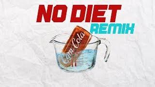 Digga D – No Diet (Remix) ft. Dave Headie One & Taze