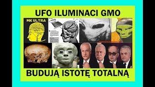 Komunistyczny rząd globalny buduje wszechwiedzącego iluminackiego boga transhumana