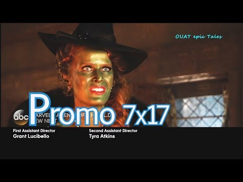 Once Upon a Time 7x17 Promo Season 7 Episode 17 Promo
