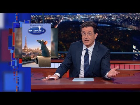 Watch Stephen Colbert Call ISIS