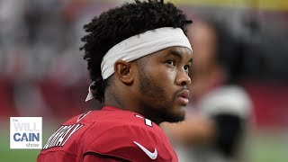 Kyler Murray's Week 2 preseason performance isn't a cause for big concern | The Will Cain Show