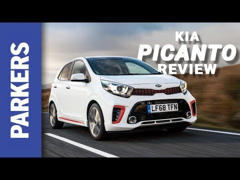 Kia Picanto Hatchback Review Video