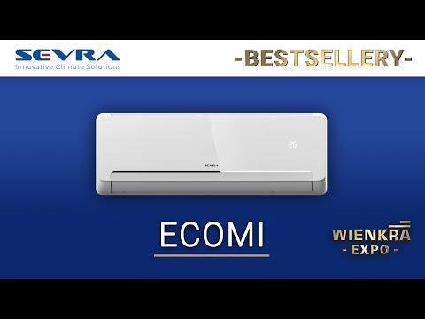 Klimatyzator pokojowy SEVRA ECOMI | Bestseller