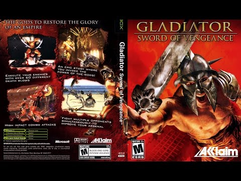 Gladiator: Sword of Vengeance (Месть гладиатора) - Ретро Обзор
