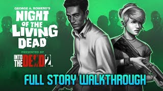 INTO THE DEAD 2 - NIGHT OF THE LIVING DEAD EVENT - FULL STORY WALKTHROUGH GAMEPLAY