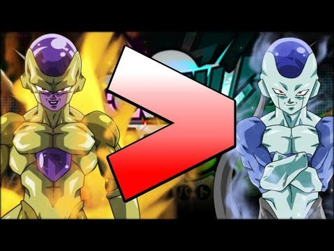 Download One Of The Best Teams In Dokkan New Frieza Clan