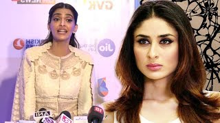 Sonam Kapoor's Strong Reaction On FIGHT With Kareena Kapoor During Veere Di Wedding