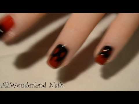 I posti rossi su dita del piede è un fungo