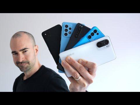 Best Budget Phones Under £400 (Spring 2021) | Poco, Samsung, Pixel & More!