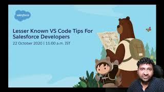Lesser Known VSCode Tips for Salesforce Developers