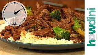 Easy Dinner Recipes - 30 Minute Quick Dinner Ideas